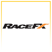 Race FX Logo ProX Distributor web page