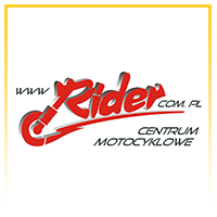 Rider Logo ProX Distributor web page
