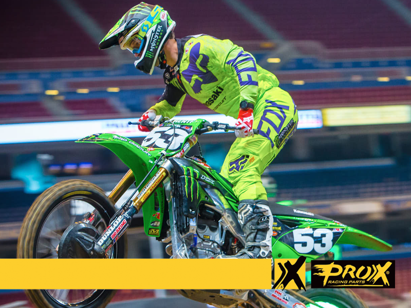 2016-016 Pro Circuit Team Finishes In The Top 10