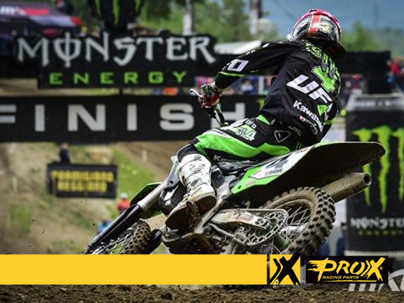 2016-022 DYLAN FERRANDIS WINS FIRST MX2 MOTO IN ITALY