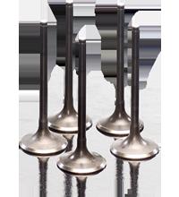 Steel valves