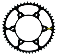 Rear steel sprockets