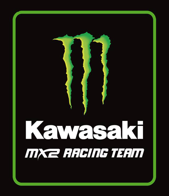 monster energy kawasaki mx2 racing team prox racing parts