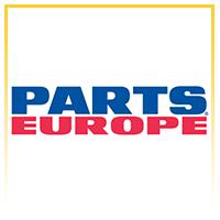 Parts Europe Logo ProX Distributor web page