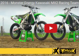 2016 Kawasaki MX2 Video