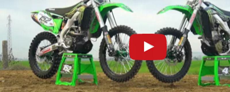 2016 Kawasaki MX2 Video