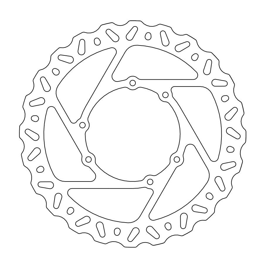Brake Disc Cross References - ProX Racing Parts